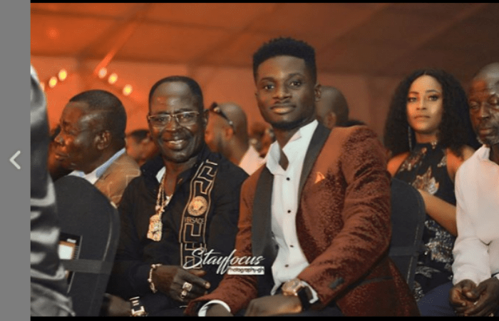 Kuami Eugene Thanks The Legendary Amakye Dede For His Unflinching Support To The Rockstar Movement