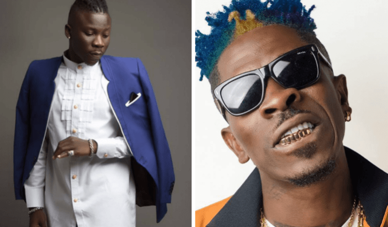 CHRIS-VINCENT Writes: The 2 Idiots and Their Bunch of Reckless Fans—the Case of Stonebwoy and Shatta Wale