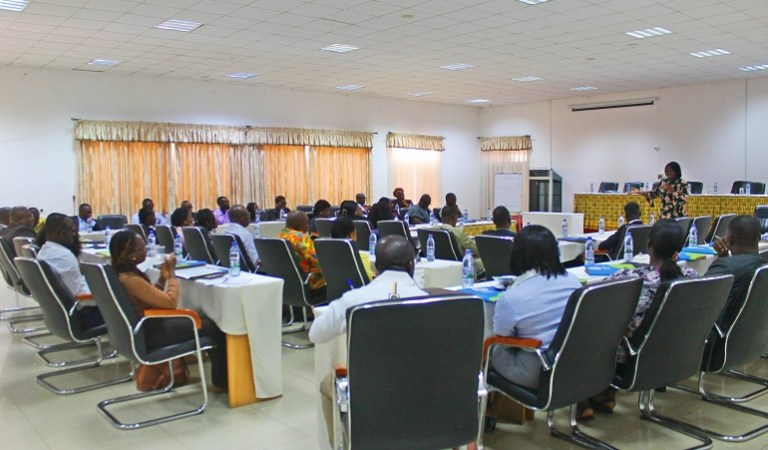 Endpoint Homeopathic Clinic Partners GIMPA for Business Excellence Seminar