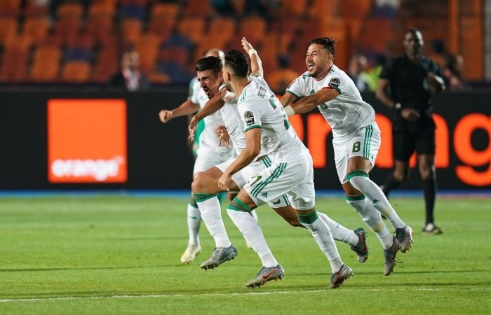 Algeria's Desert Foxes Are Champions of Africa After A Slim 1-0 Win Over Senegal