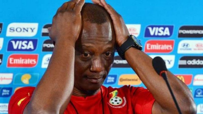 The Miserable Failure that Is James Kwesi Appiah – A Chronicle