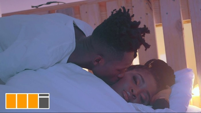 It Appears Nana Ama Strong Is Pregnant – Shows Off Baby Bump in New Video for Strongman's Song 'Nana Ama'