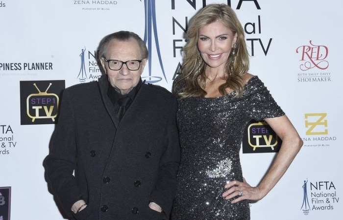 85 Year Old Larry King Files For Divorce From His 7th Wife Shawn – Who Allegedly Heard of the Divorce from TMZ