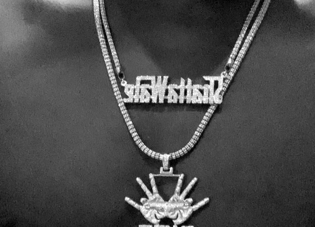 VIDEO: Money Can't Buy Life But It Can Buy Pretty Things – Shatta Wale Says As He Flaunts His Customised Diamond Chain