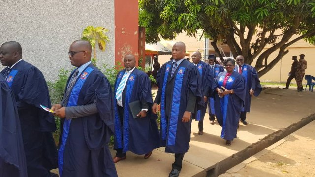 UCC Nsawam Prison Matriculation 3 - Photos: 59 Nsawam Prisoners Matriculated Into UCC