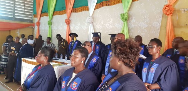 UCC Nsawam Prison Matriculation 4 - Photos: 59 Nsawam Prisoners Matriculated Into UCC
