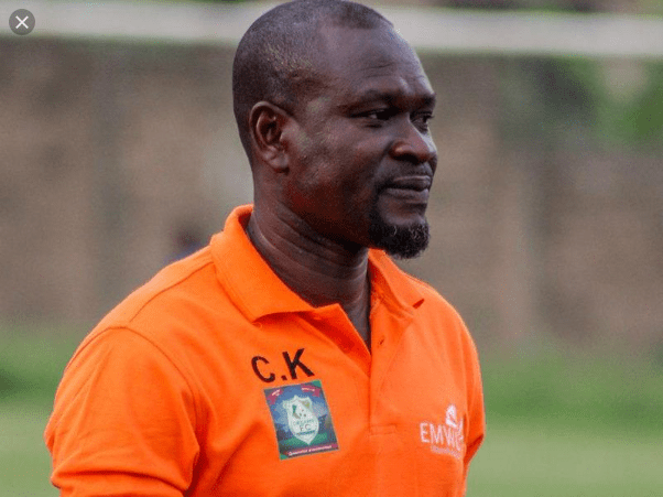 ck akonnor - C.K Akunnor Appointed As Black Stars Coach