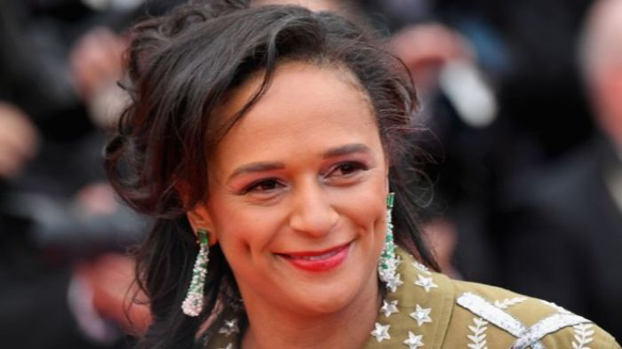 isabel dos santos 1 - Africa's Richest Woman Isabel dos Santos Worth $2bn 'Stole' Most of her Money from the Angolan People – Leaked Documents Show