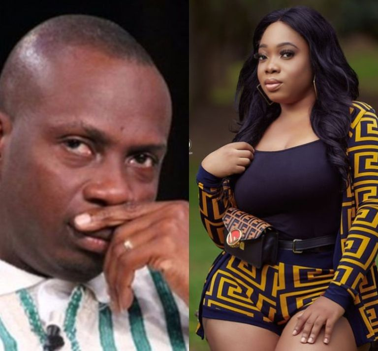 I Won't Have S*x With Moesha Even If She Offers It for Free - Counsellor Lutterodt - GhanaCelebrities.Com