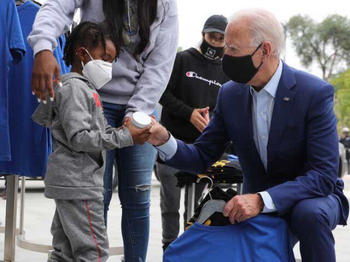 Don Little Disgraced As He's Busted for Lying About Meeting Joe Biden – He's NOT the One in the Viral Photo 3