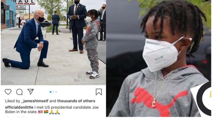 Don Little Disgraced As He's Busted for Lying About Meeting Joe Biden – He's NOT the One in the Viral Photo 4