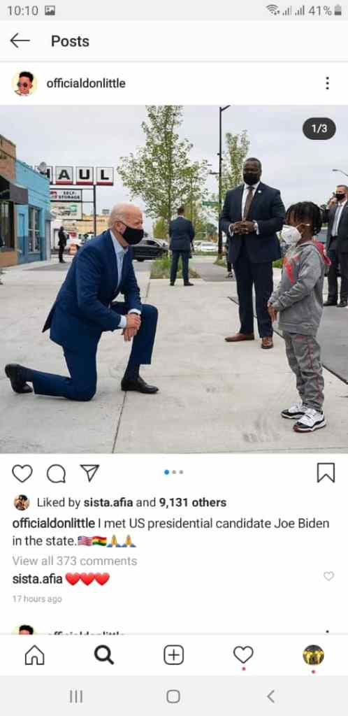 Don Little Disgraced As He's Busted for Lying About Meeting Joe Biden – He's NOT the One in the Viral Photo 2