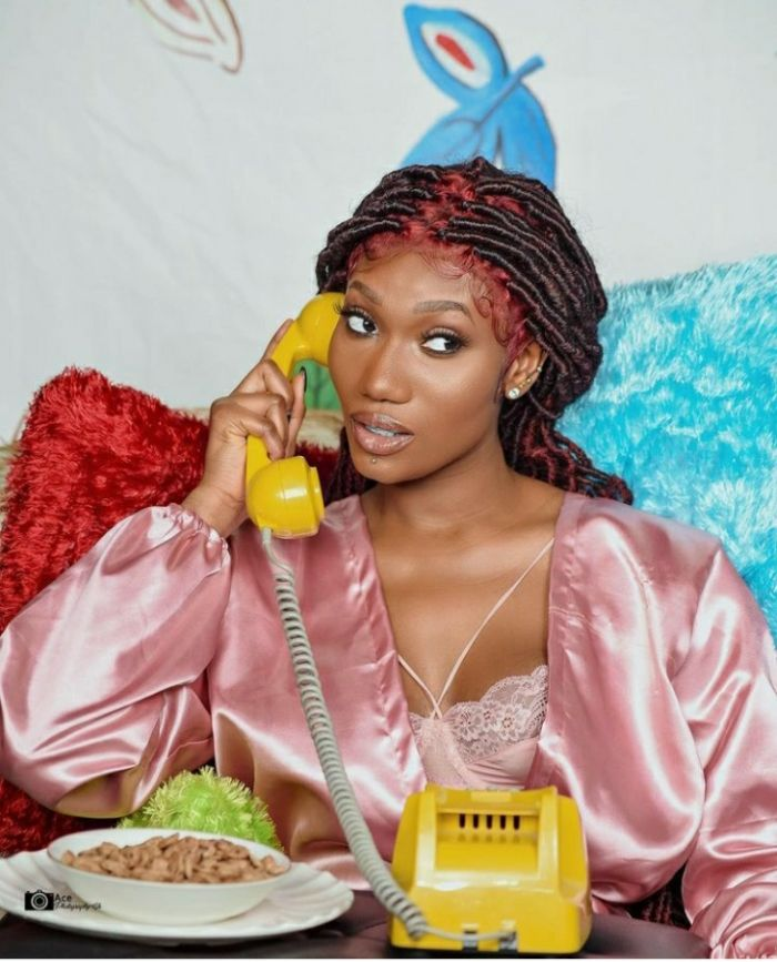 Top 10 Hot female celebrities in Ghana showbizness. 5