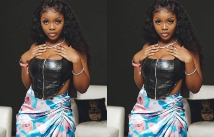 Top 10 Hot female celebrities in Ghana showbizness. 11