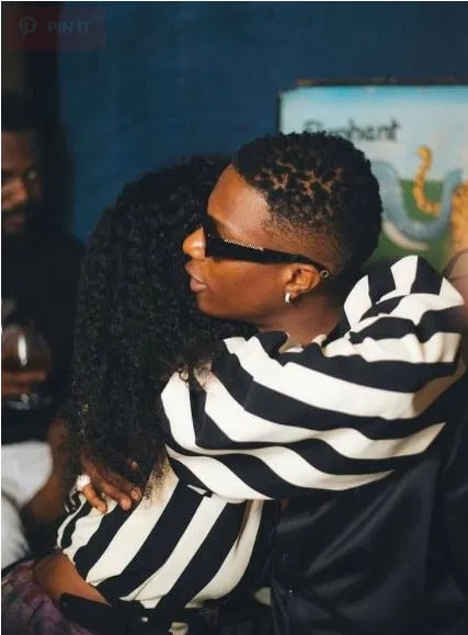 Photos Of Gyakie Getting Comfortable In The Arms Of Wizkid Causes Stir Online. 53