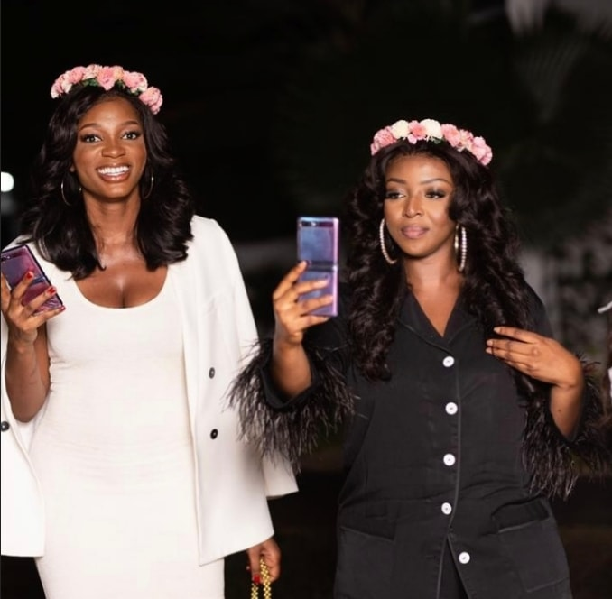 Alleged secret Bridal shower of Yvonne Okoro's wedding surfaces online 2