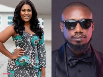 Abena Korkor Threatens To Release A Video Of Nkonkonsa In Action After He  Shared Her Apology On Live Radio - GhanaCelebrities.Com