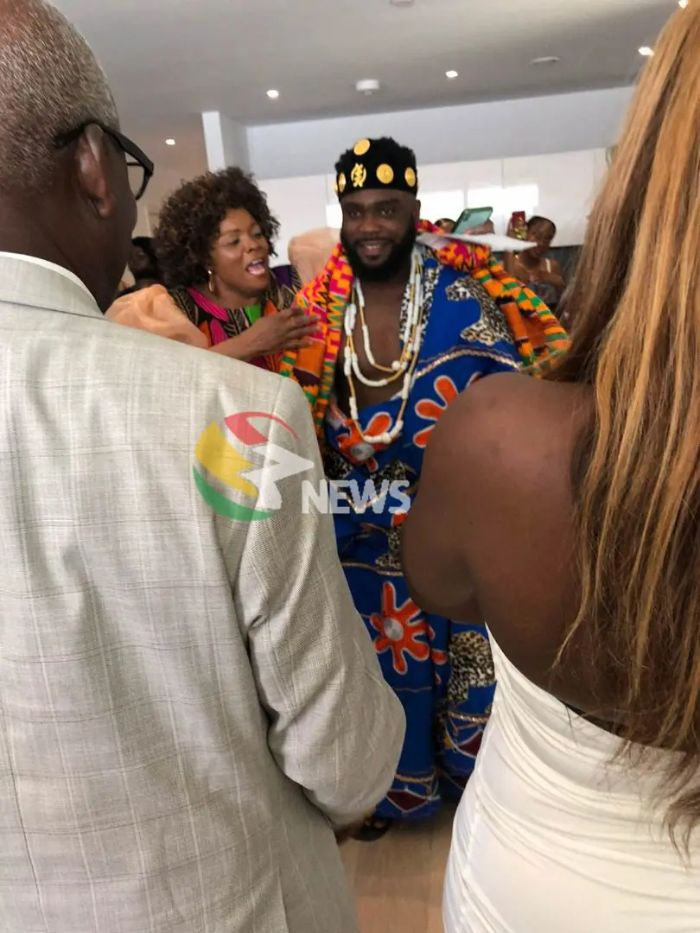 Photos – Atta Mills' Only Son Gets Married in London. 55