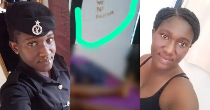 Photos Of Murdered Damango Policewoman And Her Jealous Boyfriend Before She Died Surface. 49