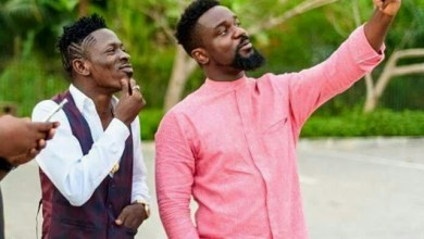 Photo of Shatta Wale – Letter To Sarkodie