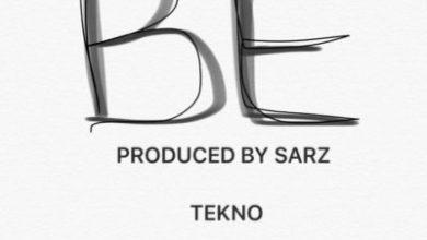 Photo of Tekno – Be (Prod. By Sarz)