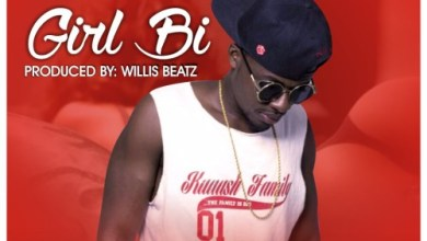 Photo of Ras Ebo – Girl Bi (Prod By Willisbeatz)