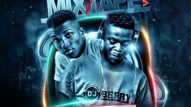 Photo of DJ Berry – Now & Then Mixtape Vol. 1 (Feat. Kofi Kinaata) (Hosted by Dj Berry)