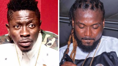 Photo of Shatta Wale – Oh Ghana (Prod By YoungKid Royal) (Message to Samini)