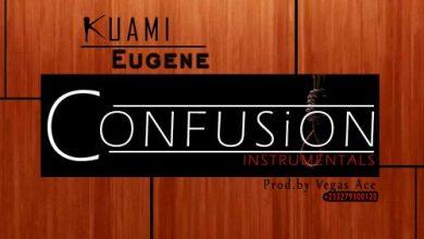 Photo of Kuami Eugene – Confusion (Instrumental)(Prod By Vegas Ace)