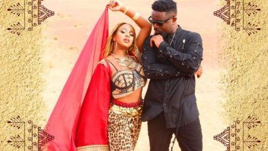 Photo of DJ Cuppy ft. Sarkodie – Vybe  (Prod. by GospelOnDabeat)