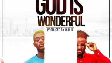 Photo of 1Fame – God Is Wonderful (Prod by Walid)