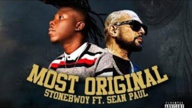 Photo of Stonebwoy – Most Original ft. Sean Paul (Audio Slide)