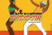 Photo of Instrumental : DJ FORTUNE – Black Panther Riddim