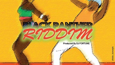 Photo of Instrumental : DJ FORTUNE – Black Panther Riddim