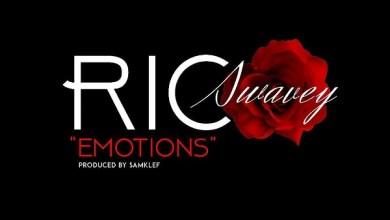 Photo of Rico Swavey – Emotions (Prod. by Samklef)