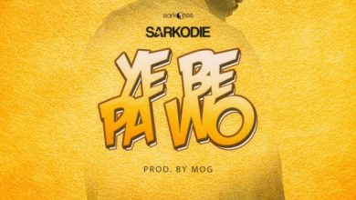Photo of Sarkodie – Ye Be Pa Wo (Prod By MOG Beatz)