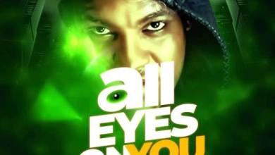 Photo of Audio : D-Cryme – All Eyes On You (Prod By Paris Beatz)