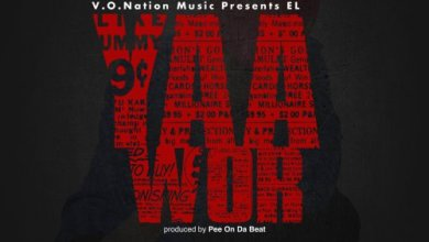 Photo of E.L – Yaa Wor (Prod. by PeeGH)