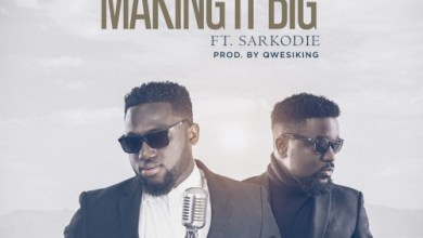 Photo of MOG x Sarkodie – Making It Big (Prod. by Qwesiking)