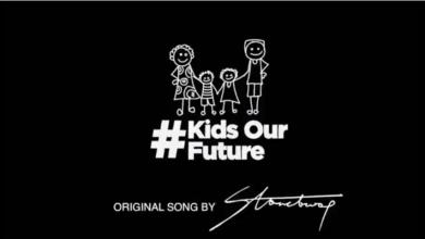 Photo of StoneBwoy – Kids Our Future