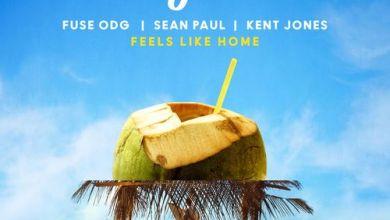 Photo of Download Audio : Fuse ODG x Sean Paul x Kent Jones – Feels Like Home
