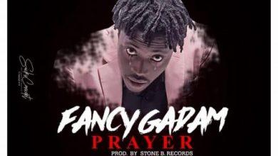 Photo of Download : Fancy Gadam – Prayer (Prod. by Stone B Records)