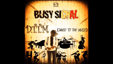Photo of Download : Busy Signal – DTTM (Dancing To The Music)