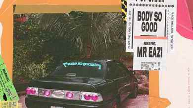 Photo of Download New : Popcaan Ft Mr Eazi – Body So Good (Remix)