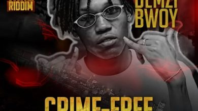 Photo of Download : Dj Berry Ft DemziBwoy – Crime-Free (Prod By Phuturemix)