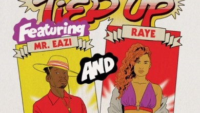 Photo of Video : Major Lazer – Tied Up Ft Mr. Eazi X Raye
