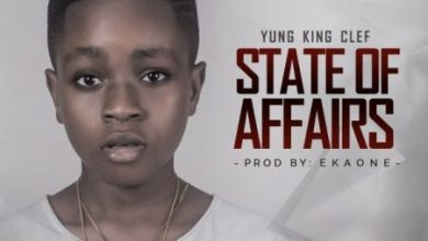 Photo of Download : Samuel Owusu (Young King Clef) – State of Affairs