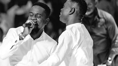 Photo of Stream : Sarkodie – All I Want Is You Ft Praize (Prod By Ced Solo)