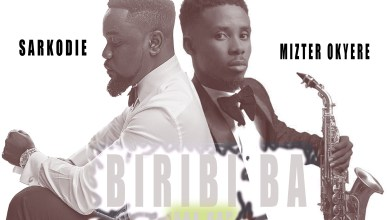 Photo of Download : Sarkodie x Mizter Okyere – BiiBi Ba (Sax Rap) (Prod By Fortune Dane)