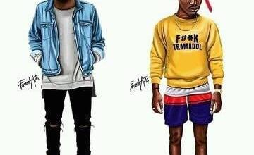 Photo of Download : Sarkodie x Supa (Ghana 2Pac) – BiiBi Ba Challenge (Freestyle)